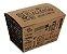FV6K - 100 unid -  Caixa para fritas e porções viagem 130g - Imagem 1