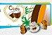 Trufa  sabor coco 15 x 16 cm - Pct 100 unidades - Imagem 1