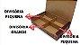 DPBA4- 100 unid - Divisória pequena para a caixa box BA4 - Imagem 1