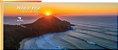 Caneca Praia Do Rosa Nascer Do Sol, Branca, 300ml  - Imagem 2