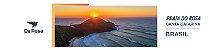 Toalha de Rosto Praia Do Rosa Nascer Do Sol - Imagem 3