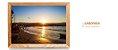 Caneca Praia De Garopaba Pôr Do Sol, Branca, 300ml  - Imagem 2