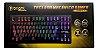 Teclado Mecânico Gamer Compacto Led Retroiluminado Arco-iris GTC599 - Imagem 5