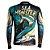 Camisa de Pesca Brk Sea Monster Olhete com fpu 50+ - Imagem 3