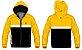 Jaqueta Corta Vento Brk Yellow Repelente à água  FPU 50+ - Imagem 4