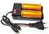 Carregador mais 2 Bateria 26650 8800mah 3.7v  - Imagem 3