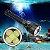 lanterna para mergulho recarregável led  - Imagem 2