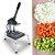 Kit Pastelaria - Equipamentos para Delivery de Pastel - Fogão + Cilindro + Amassadeira + Fritadeira + Vitrine Aquecida + Utensílios - Imagem 10