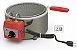 Tacho para Frituras Pasteleiro - 3L Aço Inox Progás PR-310E  - Imagem 1