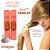 Kit Antioleosidade - shampoo + Condicionador - Limpa internamente o couro cabeludo - cabelos + soltos - Imagem 3