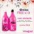 SUPER PROMOÇÃO! Onixx Free Escova progressiva + Prancha BabyLiss Pro Nanotitanium By Roger - Imagem 4