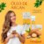 Kit Óleo de Argan - Shampoo + Condicionador + Leave-in - brilho e hidratação profunda - Imagem 2