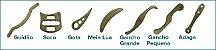 Kit Para Liberação Miofascial em MDF 7 peças  - Imagem 2