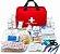 Kit Primeiros Socorros Completo - Imagem 1