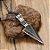 Colar Ponta de Flecha Aço Inox - Imagem 3