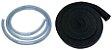 Mangueira Cristal e Espuma de Vedação para Ar Condicionado - Imagem 1