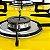 Fogão Cooktop 4 Bocas Askoi Amarelo Com 1 Protetor Frontal - Imagem 3