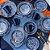 Aparelho de Jantar e  Chá Unni Jeans - Oxford - Imagem 2