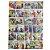 Quadro Canvas 50x70cm HQ Comics Color  - Imagem 1