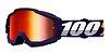 OCULOS 100% TRILHA MOTOCROSS ACCURI GRIB ESPELHADO ROXO - Imagem 2
