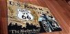 Placa de Metal Route 66 - Imagem 2