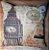 Capa de almofada Linho - Big Ben - Imagem 1