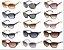 Kit 10 Óculos Femininos Diversos Modelos No Atacado - Imagem 1