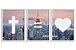 Conjunto de quadros com relógio (4 modelos) - Imagem 6