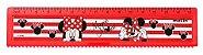 Regua 15 cm Minnie Vermelha Molin - Imagem 1