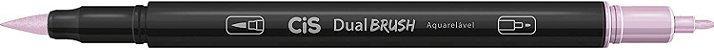 Marcador Artístico Aquarelável 2 Pontas CiS Dual Brush 6 Cores Pastel - Imagem 2