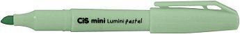 Marca Texto Mini Lumini Pastel Blister CIS Multicor - Imagem 1