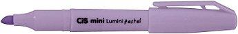 Marca Texto Mini Lumini Pastel Blister CIS Multicor - Imagem 2