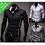 Camisa Social Masculina Slim Fit Luxo Estilosa - Imagem 2