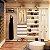 Closet Completo -Pratik Linear Com Cabideiro, Gavetas e Sapateiro - Supercloset - Imagem 1