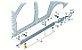 Capa Cobertura L. Esquerdo VW Passat/Variant 3C0853455AGRU - Imagem 4