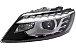 FAROL AUDI Q7 2013/ LEDS ESQUERDO 4L0941029AC - Imagem 1