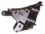 Guia Esquerdo Parachoque Para-lama Volvo Xc60 31323758 - Imagem 1