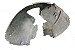 Parabarro Dianteiro Direito Audi A4 2010 8K0821172G - Imagem 2