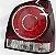 Lanterna Traseira direita Polo Hatch 07 A 12-6Q6945096AB - Imagem 1
