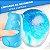 Urso Azul - Bloco Sanitário Azul para Caixa Acoplada, Desodorizador de Sanitário - Imagem 1