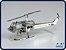 Miniatura Helicóptero Bell UH-1 Heuy - Edição limitada - Imagem 1