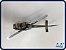 Miniatura Helicóptero Bell UH-1 Heuy - Edição limitada - Imagem 7