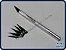 Estilete tipo bisturi com 6 lâminas - Imagem 1
