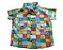 Camisa Garfield Colorida - Imagem 1