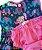 vestido Elefantinho Colorido com Tapa- fraldas - Imagem 2