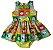 Vestido Turma do Snoopy com tapa- fralda - Imagem 1