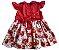 Vestido Marina saia Floral - Imagem 2
