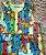 Romper Garfield Colorido - Imagem 2