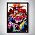 Quadro Ultimate Marvel vs Capcom 3 - 32,5 x 43cm - Imagem 2