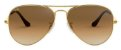 Óculos de Sol Ray-Ban Aviador RB3025 - Marrom Degradê - Imagem 1